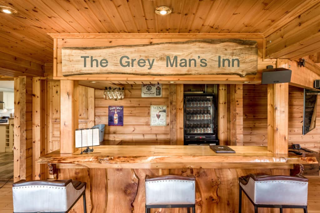 The Grey Man's Inn