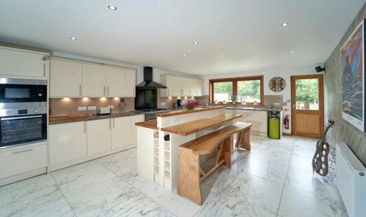 Kitchen - Big Husky Aviemore